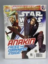 STAR WARS Magazine THE CLONE WARS #3 Newsstand 2011 Titan Comics Yoda AH... - $93.46