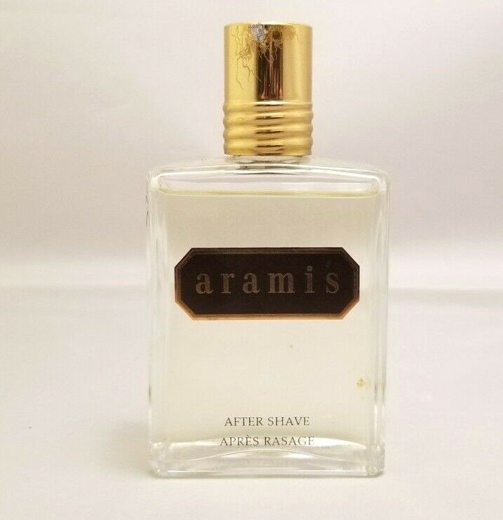 ARAMIS After Shave 4.1 Ounce Mostly Full Switzerland