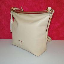 Dooney & Bourke Florentine Small Dixon Shoulder/ Crossbody Bag NWT Bone image 3