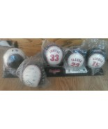 Cleveland Indians 1997 Hometown Superstars II 5 Baseball Set with Stand ... - $19.57