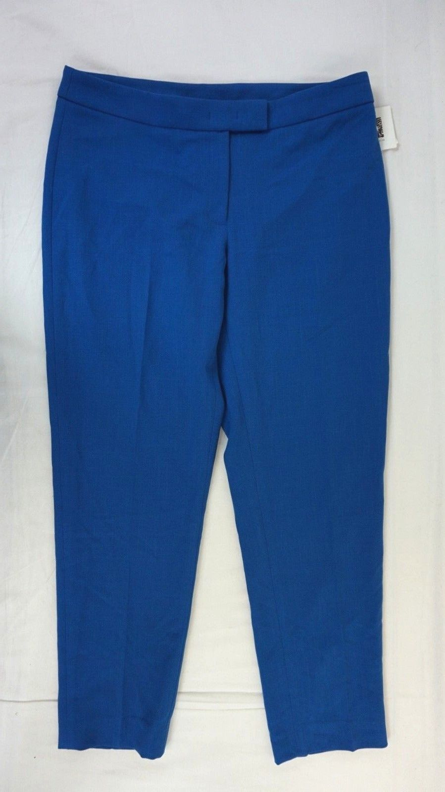 NWT ANNE KLEIN Women's Bluebell No Pocket Straight Leg Dress Pants 10 x 28