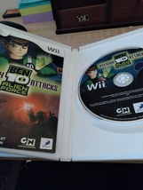 Nintendo Wii Ben 10 Alien Force: Vilgax Attacks image 2