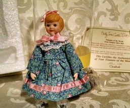 Goebel Betty Jane Carter Treasure of the Month Doll April - $16.82