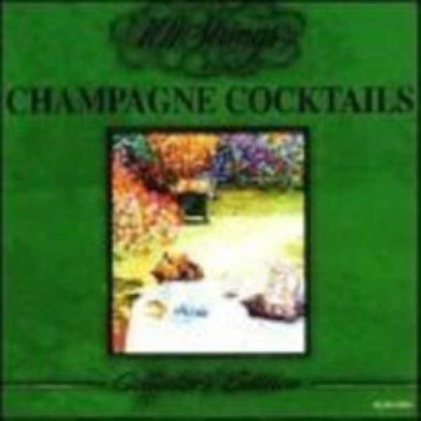 Champagne Cocktails by 101 Strings Cd
