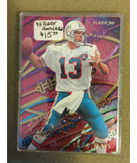 1995 Fleer Aerial Attack #2 Dan Marino - Miami Dolphins - NFL - $12.30