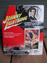 2000 Johnny Lightning James Bond Silver  99' BMW ZS The World is Not Enough - $13.09