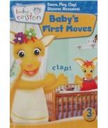 Disney Baby Einstein: Baby's First Moves (DVD, 2009) - $8.90