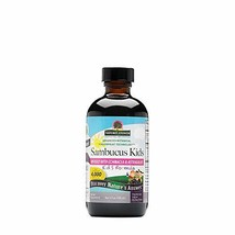 Nature's Answer Sambucus nigra Black Elder Berry Extract Kids Formula - ... - $13.56