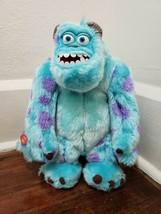 "Disney Monsters University Sulley SPEAK-N-SCARE Talking Figure 12.5"" - $11.55"