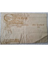 Unusual Photography Studio cover envelope Old Orchard Beach Maine - $49.99