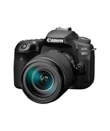 Canon DSLR Camera [EOS 90D] with 18-135 is USM Lens | Built-in Wi-Fi, Bl... - £1,720.13 GBP