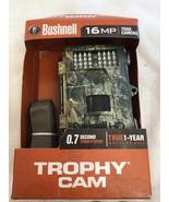 Bushnell 16MP Trophy Cam HD Essential E3 Trail Camera, Camo (KF) - $36.10