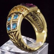 Heidi daus clearly classic blue topaz amethyst citrine colored crystal ring sz 6 5 thumb200