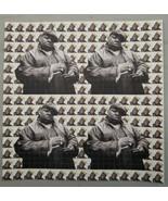 Biggie Smalls Blotter Art print Psychedelic Hip-Hop East Coast Rap Legend - $29.70