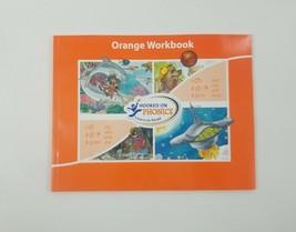 Hooked On Phonics Learn To Read 1st Grade Orange Workbook - $17.53