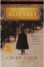 THE ALIENIST by Caleb Carr LARGE TRADE PAPERBACK Book Inspiring TNT Dram... - $14.16