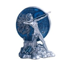 PT Official Oberon Zell Diana Moon Goddess Resin Figurine - £17.62 GBP