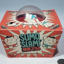 Sumo Slam! Ridley's Games Sumo Wrestlers Roll Toss Dohyo Yokozuna Champi... - $14.95