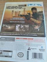 Nintendo Wii Call Of Duty: Black Ops (no manual) image 2