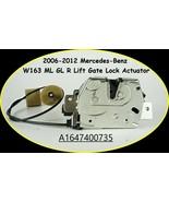 2006-2012 Mercedes w164 x164 w251 Trunk Lid Tailgate Lock Latch Actuator... - $89.05