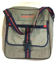 Vtg British Airways Holidays Carry On Shoulder Travel Bag - $19.75
