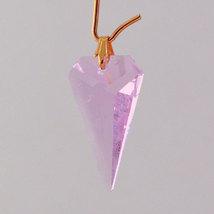 Crystal Sharkstooth Hair Jewel image 4