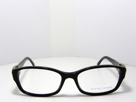 New Authentic Ralph Lauren Eyeglasses RL 6056 5001 53mm RL6056 5001 Ital... - $87.08
