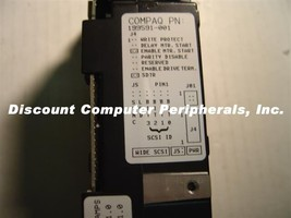 "199591-001 Compaq ST15150W 4GB 3.5"" SCSI 68PIN Drive Tested Good Free US... - $19.55"