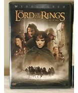Lord of the Rings Trilogy DVD Set of 3 DVDs 6 Discs Fellowship Two Tower... - $19.99