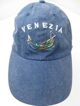 Venezia Italie Adjustable Adult Ball Cap Hat - $13.50