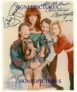 MARRIED WITH CHILDREN CAST SIGNED AUTOGRAPH 8x10 RP PHOTO THE BUNDYS KAT... - $17.99