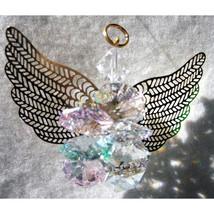 Suncluster Crystal Angel Ornament image 5