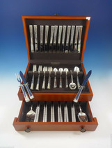Madrigal by Lunt Sterling Silver Flatware Service For 12 Set 78 Pieces - $3,750.00