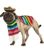 Rubies officielle mexicain sarape Pet Costume pour chien (M) - €30,42 EUR
