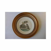 WOODLAND WILDLIFE Lenox Boehm 1973 Annual Limited Issue Decorative Plate... - $25.51