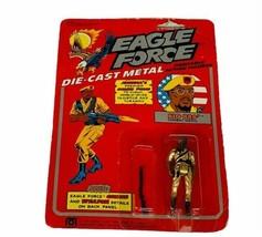 Eagle Force Mego diecast action figure toy military vtg MOC Big Bro Comb... - $69.25