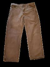 Dickies Men's Brown Work Pants Relaxed Fit 36x30 ED218STB - $25.00