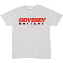 ODYSSEY Battery Automotive Batteries T-shirt - $15.99