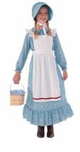 Forum Novelties Pioneer Mädchen Geschichte West Kinder Halloween Kostüm ... - £24.68 GBP