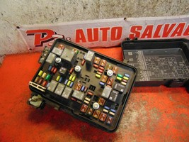 12 11 Chevy Equinox oem engine bay compartment fuse relay box panel 20899629 - $34.64