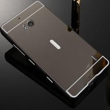 Lumia 930 Case Plating Mirror Aluminum Metal Bumper + Hard PC Back Cover... - $9.21+
