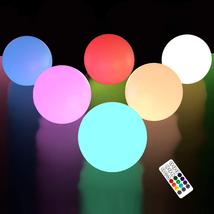 Floating Pool Light with Remote (RF), Improved IP67 Full Waterproof, RGB... - $46.64