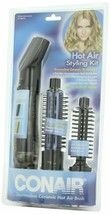 Conair Hot Air Styling Kit  Tourmaline Ceramic Technology 1000 Watts NEW... - $35.00