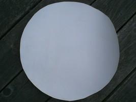 "WHITE Calf or Goat Skin velum Banjo Head 11"" 12""  or 14"" - $14.11"