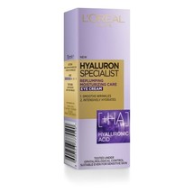 L'oreal Paris - Hyaluron Specialist - Moisturizing Care - Eye Cream - 15 Ml - $32.00