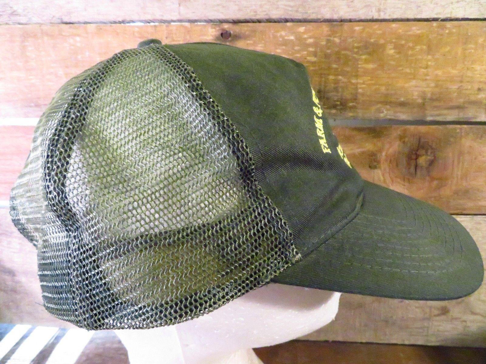 JOHN DEERE Columbia MO Farm Power Lawn Leisure Adjustable Adult Hat Cap