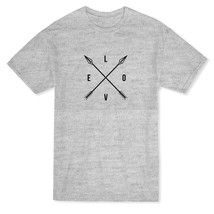 """Love"" Crossed X Bows Quote Men's T-shirt - $17.81+"
