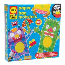ALEX Toys Little Hands Paper Bag Monsters - $12.37