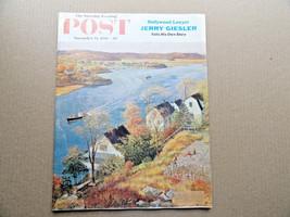 Saturday Evening Post Magazine November 14 1959 Complete - $12.99