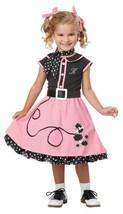 Kinder 50s Pudel Cutie Party Kleinkind Kleid Rock Halloween Kostüm S-L 0... - £24.70 GBP